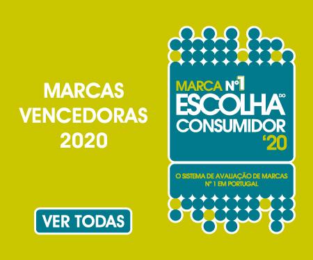 – ESCOLHA DO CONSUMIDOR 2020 –