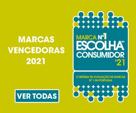 – ESCOLHA DO CONSUMIDOR 2021 –